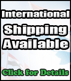 International Shipping Info