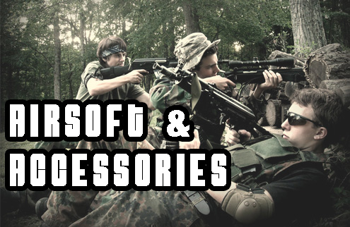 Buy Cheap Airsoft Guns & Airsoft Accessories
